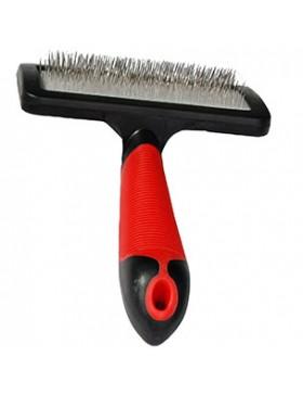 brosse a demeler avec poignée grande