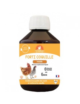 le fermier forti coquille 250 ml