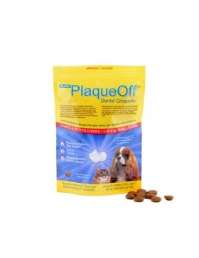 plaque off dental chien chat 60gr