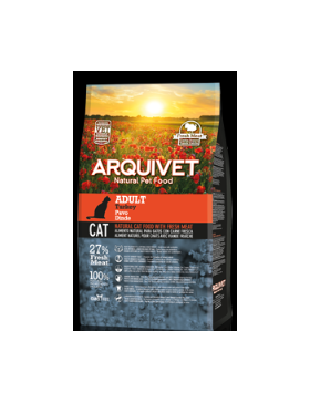arquivet cat adult turkey 1 , 5 kg