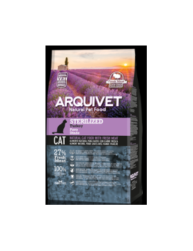 arquivet cat sterilised 1 , 5 kg