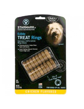 everlasting edible treat rings 16x3 cm