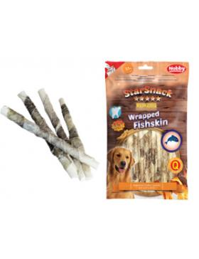 snack chien peau de poisson enrobé 70gr