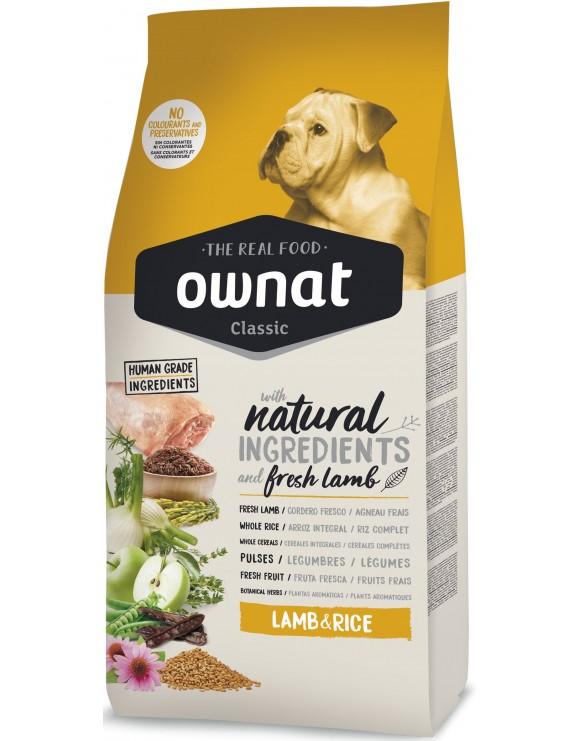 ownat classic lamb 20kg