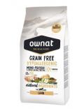 ownat grain free hypo lamb 14kg