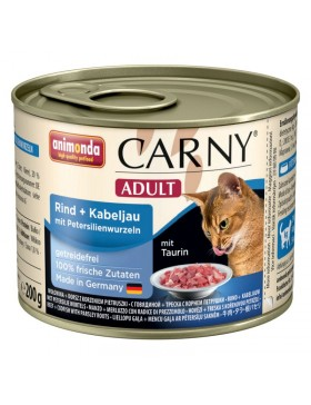 boite ct carny adult cabillaud persil 200gr