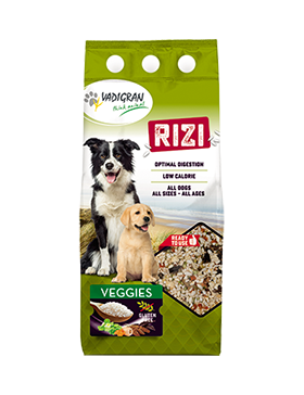 rizi mix veggies 4.5 kg