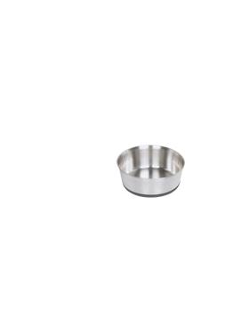 mangeoire inox antiderap 11.5 cm 0.4 L