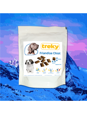 FRIANDISE TREKY CHIOT 300 GR
