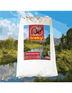 TREKY ADULT GRAIN FREE 12 KG