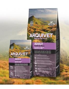 Arquivet Adult Agneau et riz 15kg