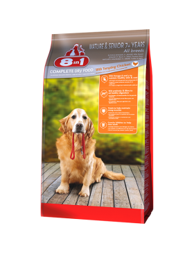 8in1 food chien mature 3 kg