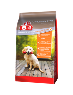 8in1 food chiot 3 kg