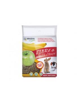 fibre et multi fruit avec pomme et banane 500 gr