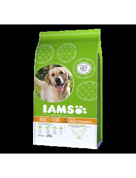 iams chien adult light 12 kg