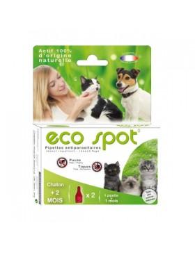 eco spot n°0 chaton 2 pipettes