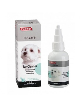 petcare nettyant auriculaire chien et chat