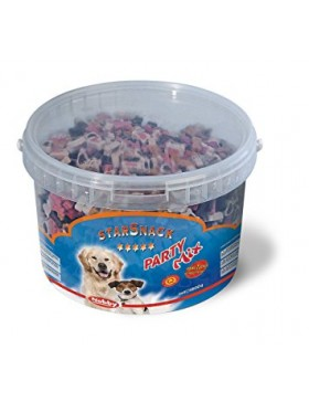 snack chien seau party mix 1.8 kg