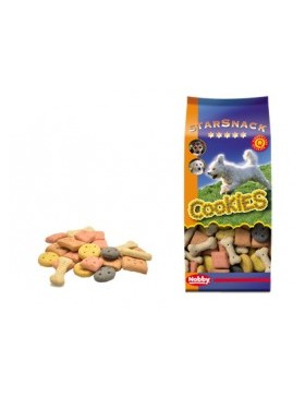 snack chien coockies english mix 500 gr