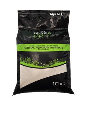 gravier quartz naturel blanc 10 kg