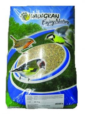 melange oiseaux de la nature 20 kg