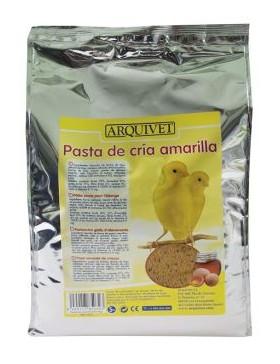 pasta de cria amarilla 5 kg