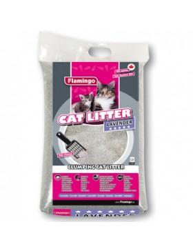 litiere chat lavande 15 kg