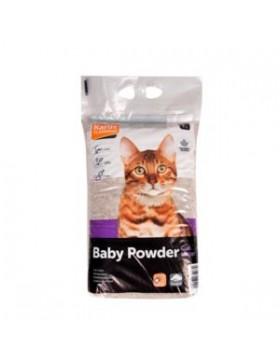 litere chat poudre bebe 15 kg