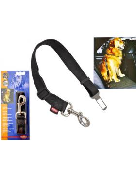 ceinture de securite noir 25 mm 49 78 cm
