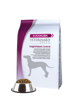 eukanuba veterinary diet chien adult diabete 12 kg