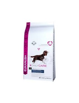 Eukanuba Daily Care Sensitive Sterilised 12.5Kg
