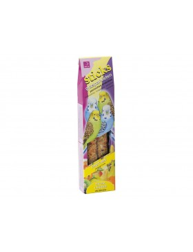 esve stick perruche ondulée fruit mix