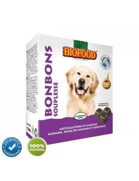 biofood bonbon souplesse chondrotine glucosamine 40 pieces